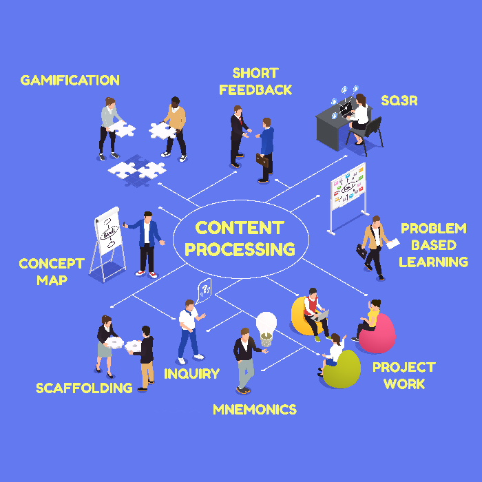 Helping Students Process New Content